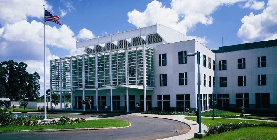 US Embassy Nairobi